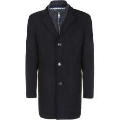 Płaszcz młodzieżowy PSCS000074. Czarna płaszcze męskie Giacomo Conti, na jesień, z wełny, młodzieżowe. Za 699.00 zł.