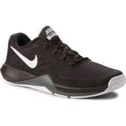 Buty NIKE - Lunar Prime Iron II 908969 001 Black/Metalic Silver. Czarne buty sportowe męskie Nike, z materiału. W wyprzedaży za 259.00 zł.