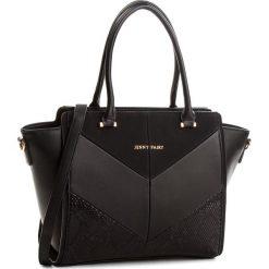 Torebka JENNY FAIRY - RS0268 Black. Czarne torebki do ręki damskie Jenny Fairy, ze skóry ekologicznej. Za 119.99 zł.