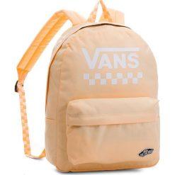 Plecak VANS - Sporty Realm Backpack VN0A2XA3RBD  Bleachedapri. Brązowe plecaki damskie Vans, z materiału, sportowe. W wyprzedaży za 139.00 zł.