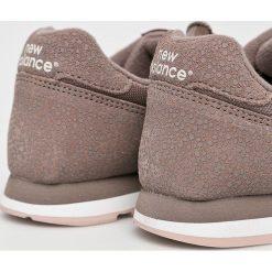 New Balance - Buty. Szare obuwie sportowe damskie New Balance, z gumy. Za 299.90 zł.
