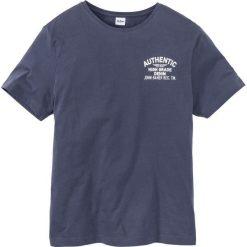 T-shirt Regular Fit bonprix indygo. T-shirty męskie marki Giacomo Conti. Za 21.99 zł.
