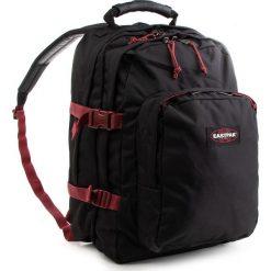Plecak EASTPAK - Provider EK52057T  Black-Red 57T. Czarne plecaki damskie Eastpak, z materiału. Za 339.00 zł.
