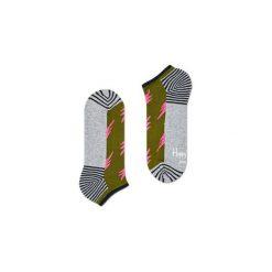 Skarpetki Happy Socks Low Socks Athletic ATFLA05-7000. Czerwone skarpety męskie Happy Socks, z bawełny. Za 27.93 zł.