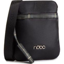 Torebka NOBO - NBAG-MF0040-C020  Czarny. Czarne listonoszki damskie Nobo, ze skóry ekologicznej. W wyprzedaży za 119.00 zł.