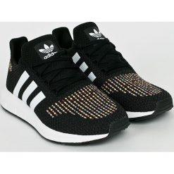 Adidas Originals - Buty Swift Run. Szare obuwie sportowe damskie adidas Originals, z gumy. W wyprzedaży za 299.90 zł.