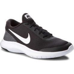 Buty NIKE - Flex Experience Rn 7 908985 001  Noir/Blanc/Blanc. Czarne buty sportowe męskie Nike, z materiału. W wyprzedaży za 219.00 zł.