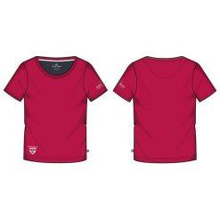 KILLTEC Koszulka damska Abelka czerwona r. M (22132). T-shirty damskie KILLTEC. Za 55.16 zł.