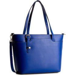 Torebka CREOLE - K10279 Niebieski. Torby na ramię damskie marki B'TWIN. W wyprzedaży za 239.00 zł.