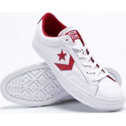 Converse - Buty. Szare buty sportowe męskie Converse, z materiału. W wyprzedaży za 259.90 zł.