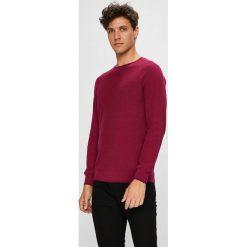 Medicine - Sweter Arty Dandy. Brązowe swetry przez głowę męskie MEDICINE, z bawełny, z okrągłym kołnierzem. W wyprzedaży za 79.90 zł.