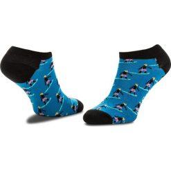 Skarpety Niskie Unisex HAPPY SOCKS - SUR05-6000 Niebieski. Skarpety męskie Happy Socks, z bawełny. Za 27.90 zł.
