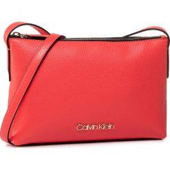 Czerwone torebki damskie Calvin Klein Kolekcja wiosna 2020