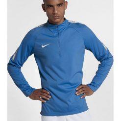 Nike Bluza piłkarska NK SHLD SQD Dril Top niebieska r. L (888123 481). T-shirty i topy dla dziewczynek Nike. Za 209.00 zł.