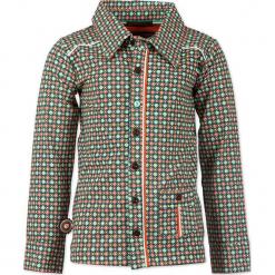 """Koszula """"Cross Road Blues"""" w kolorze zielono-szarym. Koszule dla chłopców marki bonprix. W wyprzedaży za 102.95 zł."""