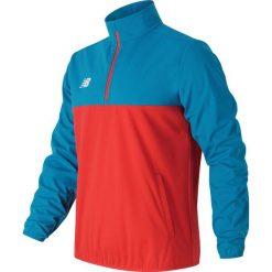 Kurtka treningowa MT630143BDA. Czerwone kurtki sportowe męskie New Balance, na jesień, z materiału. W wyprzedaży za 179.99 zł.