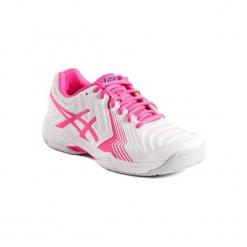 Buty tenisowe Asics Gel Game damskie. Różowe obuwie sportowe damskie Asics. W wyprzedaży za 199.99 zł.