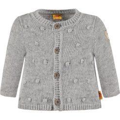 Kardigan w kolorze szarym. Swetry dla dziewczynek marki bonprix. W wyprzedaży za 129.95 zł.