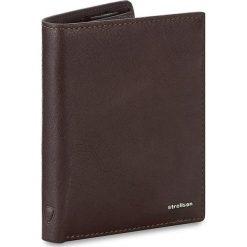 Duży Portfel Męski STRELLSON - Billfold V8 4010001300 D.Brown 702. Brązowe portfele męskie Strellson, ze skóry. W wyprzedaży za 189.00 zł.