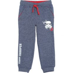 Granatowe Spodnie Dresowe For A Player. Niebieskie spodnie sportowe dla chłopców Born2be, z dresówki. Za 49.99 zł.