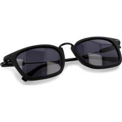Okulary przeciwsłoneczne BOSS - 0325/S Matt Black 003. Czarne okulary przeciwsłoneczne damskie Boss, z tworzywa sztucznego. W wyprzedaży za 439.00 zł.