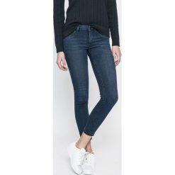 Tally Weijl - Jeansy Goldy. Niebieskie jeansy damskie TALLY WEIJL. W wyprzedaży za 79.90 zł.