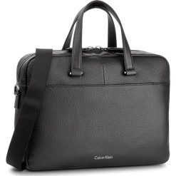 Torba na laptopa CALVIN KLEIN BLACK LABEL - Basic Leather Laptop K50K503542 001. Torby na laptopa męskie Calvin Klein Black Label. W wyprzedaży za 719.00 zł.
