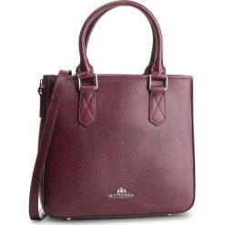 Torebka WITTCHEN - 87-4E-428-2 Bordowy. Czerwone torebki do ręki damskie Wittchen, ze skóry. W wyprzedaży za 449.00 zł.
