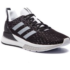 Buty adidas - Questar Tnd F34968  Cblack/Ftwwht/Gretwo. Czarne buty sportowe męskie Adidas, z materiału. Za 379.00 zł.