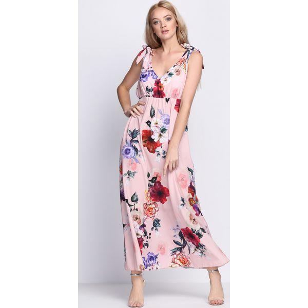 36439fe11dc0 Jasnoróżowa Sukienka Love Me Better - Sukienki damskie marki Born2be ...