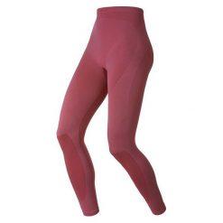 Odlo Spodnie Pants Long Evolution Warm pomarańczowe r. L. Spodnie dresowe damskie Odlo. Za 101.61 zł.