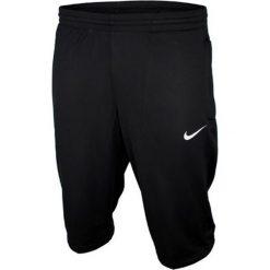 Nike Spodenki piłkarskie Libero 3/4 Knit czarne r. XL (588459 010). Krótkie spodenki sportowe męskie marki bonprix. Za 99.00 zł.
