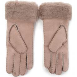 Rękawiczki Damskie EMU AUSTRALIA - Apollo Bay Gloves Mushroom. Szare rękawiczki damskie Emu Australia, ze skóry. W wyprzedaży za 279.00 zł.