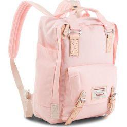 Plecak DOUGHNUT - D010-0091-F Macaroon Sakura. Czerwone plecaki damskie Doughnut, z materiału. Za 349.00 zł.