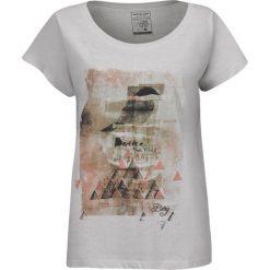 BERG OUTDOOR Koszulka damska CAMELIA biała r. S (P-10-EL5131400SS15-003-S). T-shirty damskie BERG OUTDOOR. Za 75.57 zł.