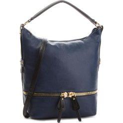 Torebka JENNY FAIRY - RC13127 Dk Navy. Niebieskie torebki do ręki damskie Jenny Fairy, ze skóry ekologicznej. Za 119.99 zł.