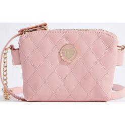 Mini torebka dla dziewczynki little princess - Różowy. Torebki do ręki damskie Mohito. W wyprzedaży za 39.99 zł.