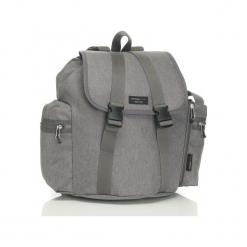 Storksak Travel Plecak Grey. Szare torby i plecaki dziecięce Storksak. Za 399.00 zł.