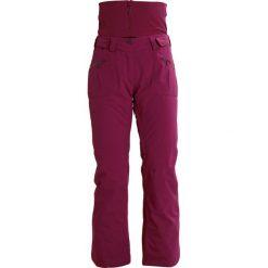 Salomon QST SNOW  Spodnie narciarskie dunkelrot. Spodnie snowboardowe damskie Salomon, z materiału, sportowe. W wyprzedaży za 899.10 zł.