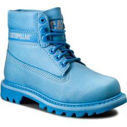 Trapery CATERPILLAR - Colorado P308863 Light Blue. Niebieskie śniegowce i trapery damskie Caterpillar, z materiału. W wyprzedaży za 339.00 zł.