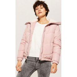 Pikowana kurtka - Różowy. Kurtki damskie marki SOLOGNAC. W wyprzedaży za 99.99 zł.