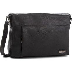 Torba na laptopa LANETTI - RM0192 Black. Czarne torby na laptopa damskie Lanetti, ze skóry ekologicznej. Za 139.99 zł.