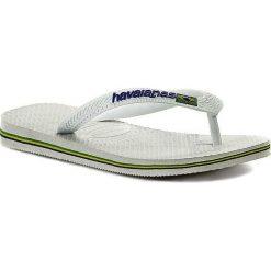 Japonki HAVAIANAS - Brasil Logo 41108500001 White. Klapki damskie marki Birkenstock. Za 99.00 zł.