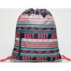 Roxy - Plecak. Szare plecaki damskie Roxy, z poliesteru. W wyprzedaży za 69.90 zł.