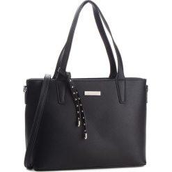 Torebka MONNARI - BAG0800-020 Black. Czarne torebki do ręki damskie Monnari, ze skóry ekologicznej. W wyprzedaży za 209.00 zł.