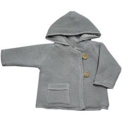 EKO Dziewczęcy Sweter Na Guziki 92 Szary. Swetry dla dziewczynek marki bonprix. Za 99.00 zł.