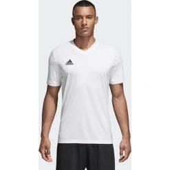 Adidas Koszulka piłkarska Tabela 18 JSY biała r. S (CE8938). Koszulki sportowe męskie marki bonprix. Za 66.99 zł.
