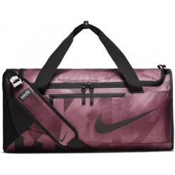 Nike Torba Treningowa Alpha (Medium) Training Duffel Bag Bordeaux Black. Torby podróżne damskie Nike. Za 215.00 zł.