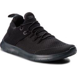 Buty NIKE - Free Rn Cmtr 2017 880842 001 Black/Black/Dark Grey. Czarne obuwie sportowe damskie Nike, z materiału. W wyprzedaży za 329.00 zł.