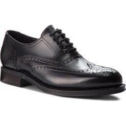 Półbuty LLOYD - Walker 16-303-00 Black. Czarne eleganckie półbuty Lloyd, z materiału. Za 1,549.00 zł.